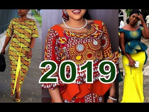 Latest African Fashion Dresses 2019 to Wow This Beautiful Month