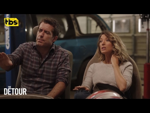 The Detour: Sex Talk [CLIP] | TBS