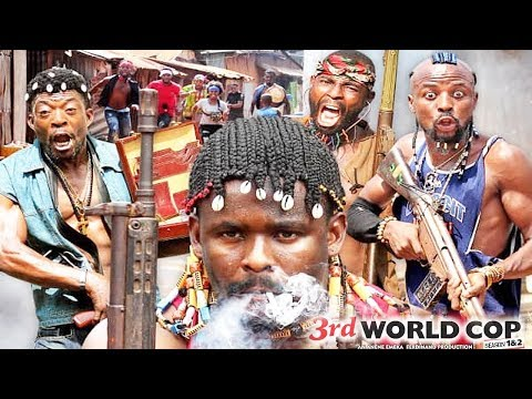 3RD WORLD COP SEASON 5 {NEW MOVIE} - ZUBBY MICHEAL|2020 LATEST NIGERIAN NOLLYWOOD MOVIE