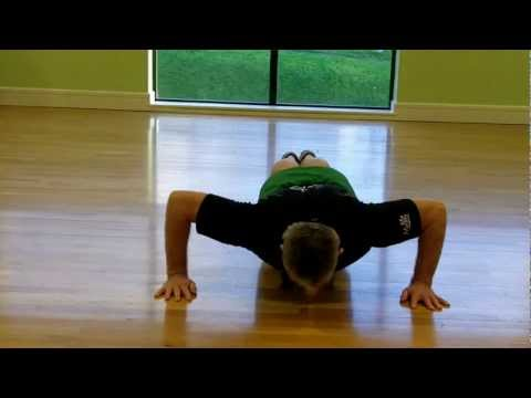 Press Up - Front View