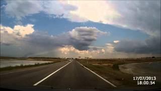 Поездка Крым на автомобиле в 2013 году, часть 1