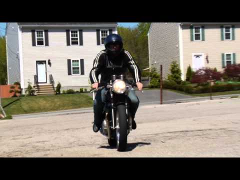 Vanson Leather stephens story