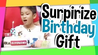 Video Surprize Birthday gift on Hitam Putih MP3, 3GP, MP4, WEBM, AVI, FLV Desember 2017