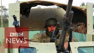 Iraq vs Islamic State: Fight for Anbar
