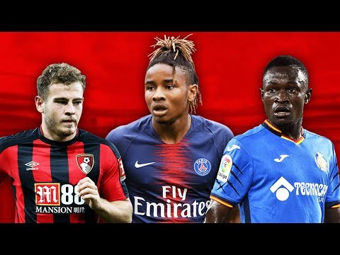 WHO SHOULD ARSENAL SIGN?! POTENTIAL 2019/20 SQUAD!