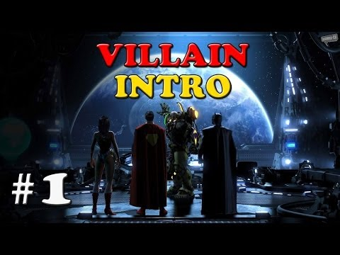 [PS4] DC UNIVERSE ONLINE – PART 1 – GAMEPLAY WALKTHROUGH LET'S PLAY – VILLAIN INTRO! [HD 1080P]