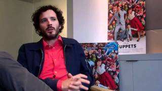 EXCLUSIVE VIDEO: Bret McKenzie Talks 'The Muppets' And His Oscar Nomination For 'Man Or Muppet'