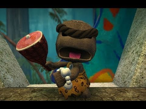 preview-Sackboy\'s Prehistoric Moves Video Review (IGN)