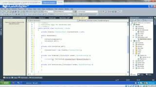 En esté vídeo veremos como hacer llamadas asíncronas al ejecutar un método del servidor en una arquitectura SOA con WPF.Compartan vídeo.Suscriban-se....