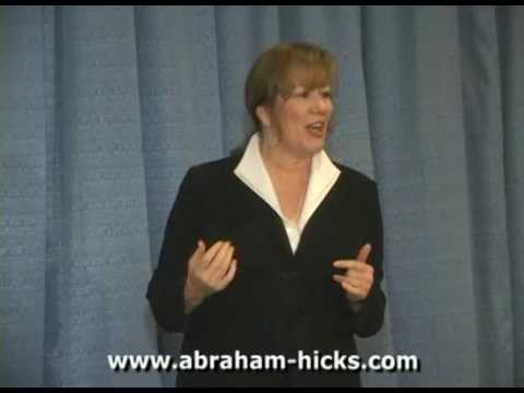 Abraham: The LAW OF ATTRACTION – Part 4 of 5 – Esther & Jerry Hicks