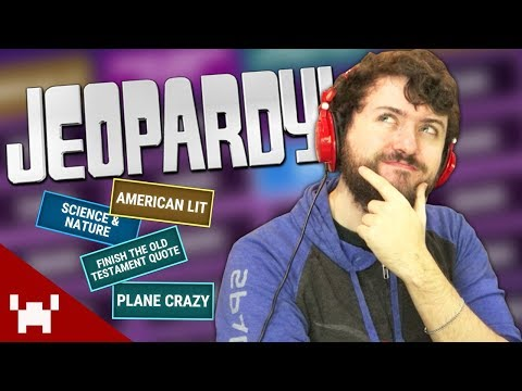 TIME TO LOOK STUPID | Jeopardy! Online Multiplayer w/ Ze, Chilled, & Tom