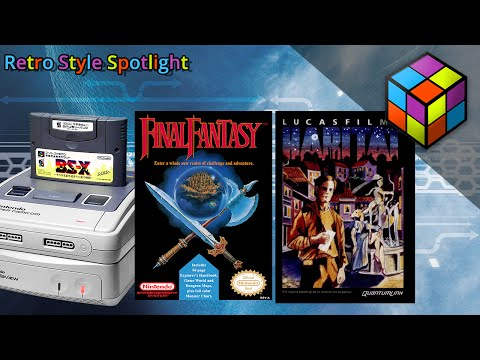 Retro Style Spotlight | 7-12-16 | Nintendo Satellaview, Destiny, LucasArts MMO, Final Fantasy