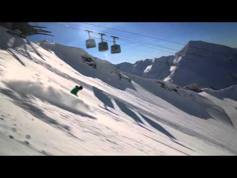 Erlebnis 3000 Skigebiete Mölltaler Gletscher Ankogel - ©Flattach