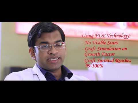 Best Hair Transplant and Skin Clinic in Delhi, INDIA   Dr.Kavish Chouhan- DermaClinix