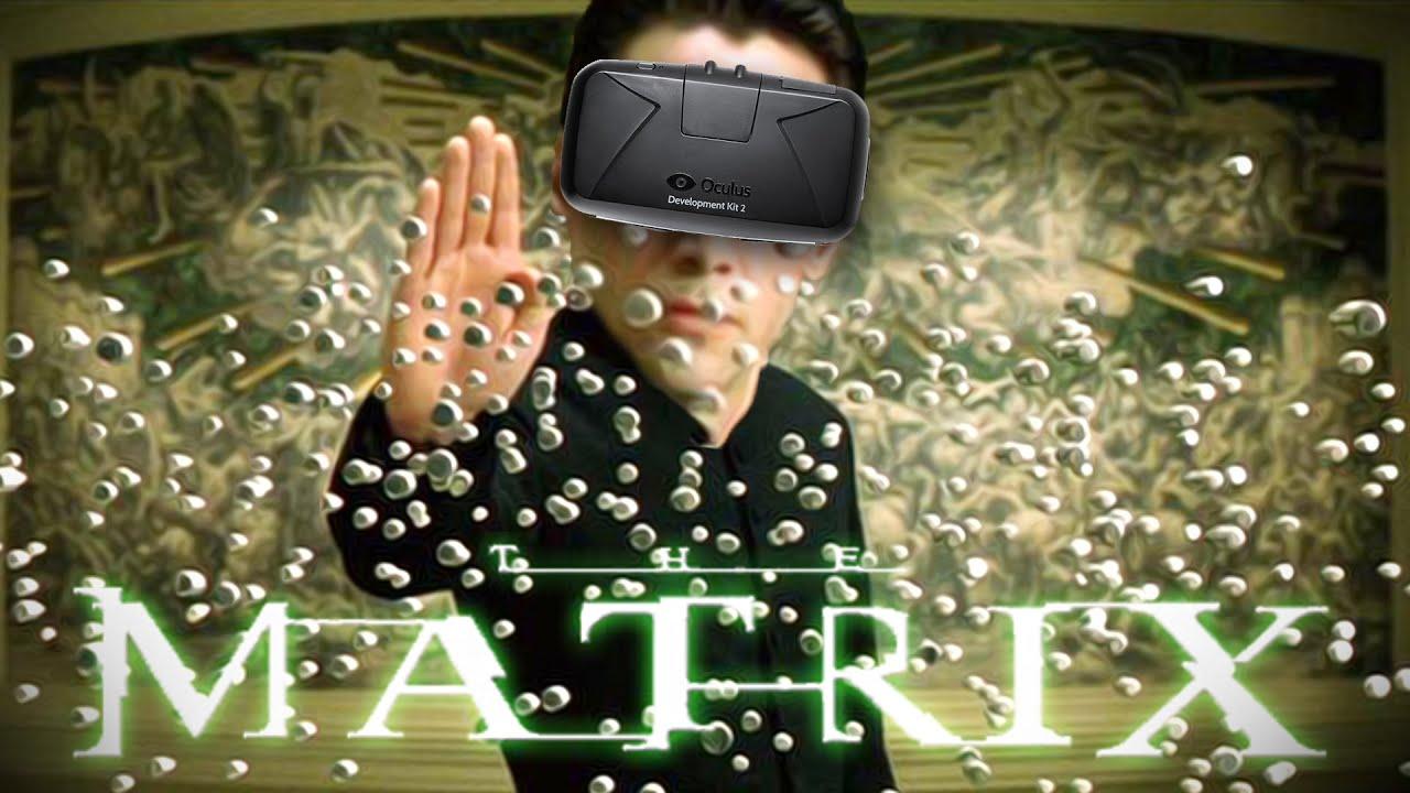ENTRANDO EN MATRIX | Oculus Rift DK2 #VideoJuegos #Consolas