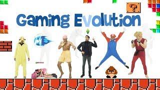 Video Gaming Evolution MP3, 3GP, MP4, WEBM, AVI, FLV Februari 2019