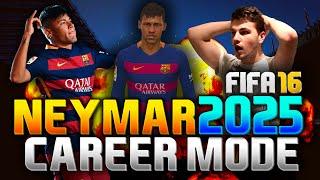 FIFA 16 | NEYMAR IN 2025!!! (CAREER MODE), neymar, neymar Barcelona,  Barcelona, chung ket cup c1, Barcelona juventus