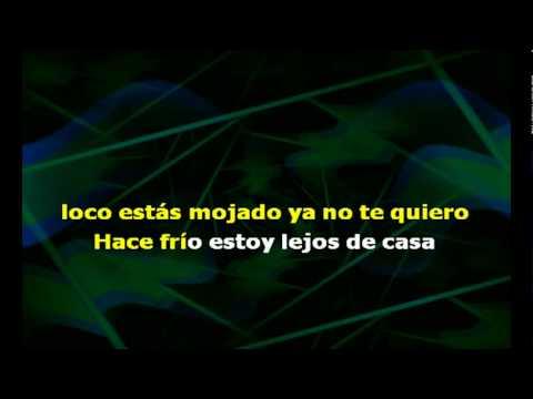 Mil Horas - La Sonora Dinamita (Karaoke)
