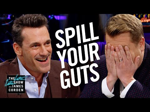 Spill Your Guts or Fill Your Guts with Jon Hamm