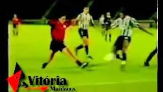 """*Video original do blog """"Vitória Maníacos""""."""