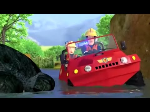 Fireman Sam ⭐️Rescues on the River | New Episodes 🔥 Kids Cartoons