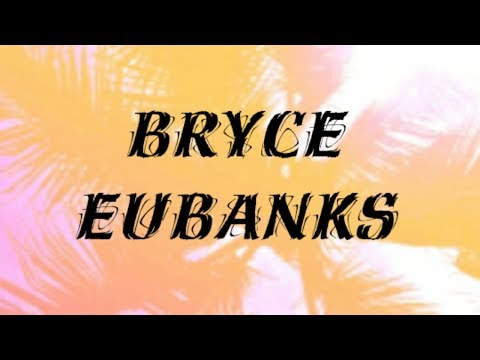 MHS Talent Auditions: Bryce Eubanks