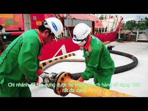 Công ty Khí Miền Nam Chi Nhánh Đồng Nai