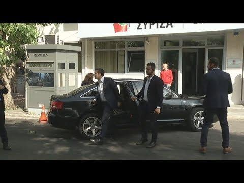 Πολιτική Γραμματεία του ΣΥΡΙΖΑ υπό τον Αλ. Τσίπρα