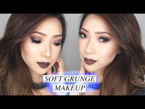 Make up - Soft Grunge Makeup Look  LeSassafras