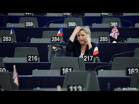 «Ζημιά» 5.000.000 ευρώ προκάλεσε στο ευρωκοινοβούλιο η Μαρίν Λεπέν