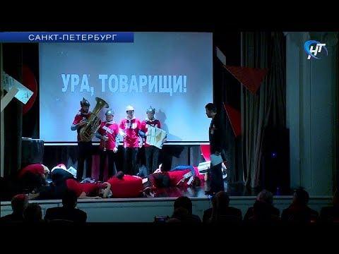В Санкт-Петербурге открылся Форум средств массовой информации Северо-Запада
