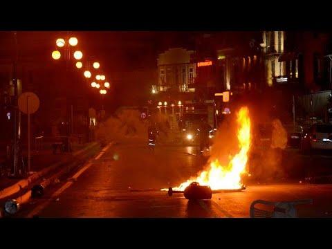 Λέσβος: Για κακουργήματα 26 άτομα που επιτέθηκαν σε πρόσφυγες…