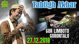 Video Tabligh Akbar Gor Limboto Gorontalo (27.12.2018) - Ustadz Abdul Somad, Lc.,MA MP3, 3GP, MP4, WEBM, AVI, FLV Mei 2019