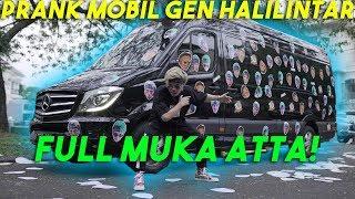 Video PRANK MOBIL GEN HALILINTAR! Full MUKA ATTA!! MP3, 3GP, MP4, WEBM, AVI, FLV Juni 2019