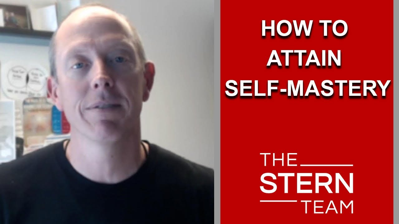 Six Personal Perspectives, Part 1: Self-Mastery