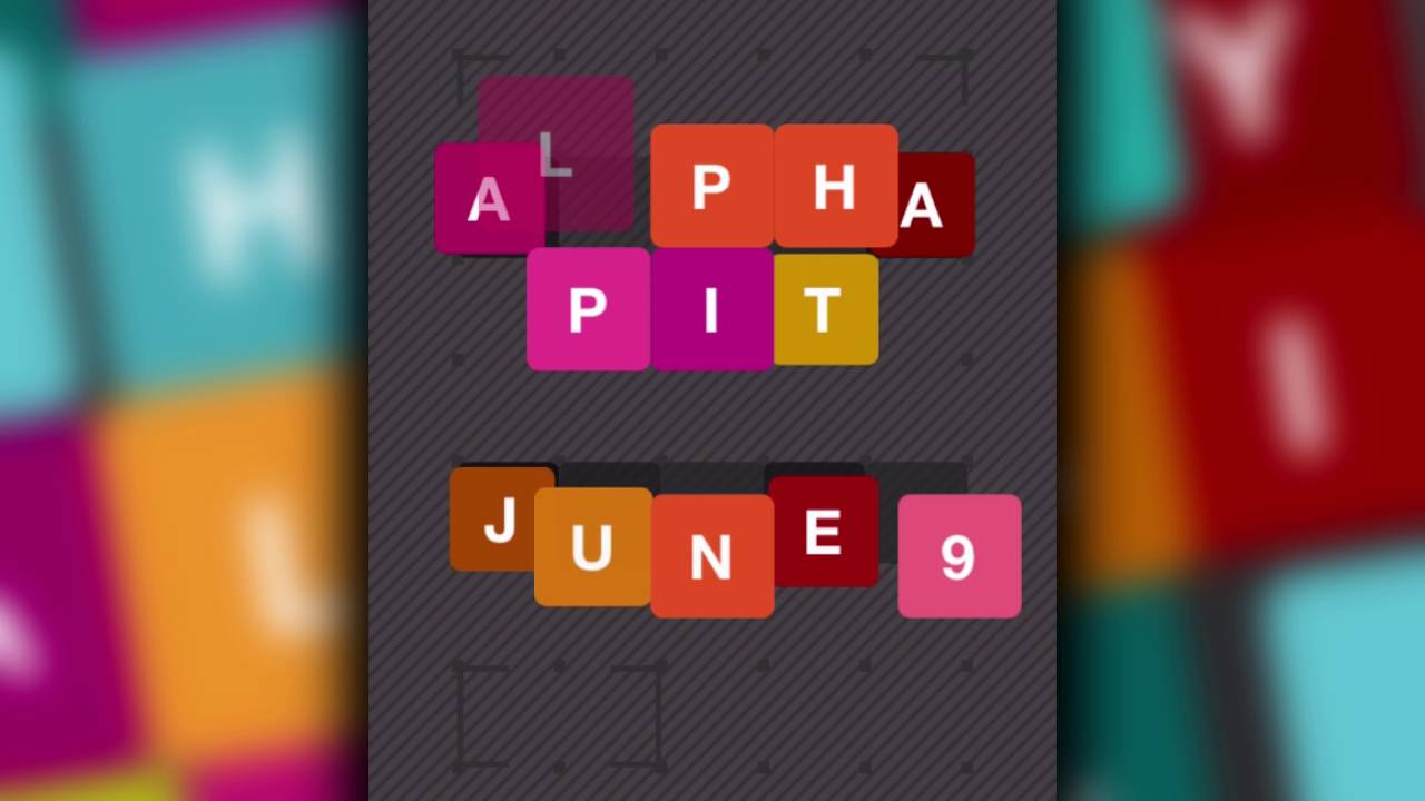 'AlphaPit' is a Brutal Word Game from the Creator of 'Starseed: Origin'
