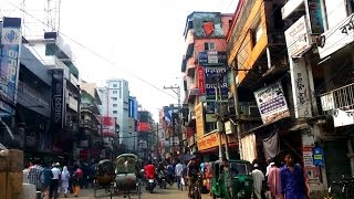 Sylhet Bangladesh  city photos gallery : Sylhet City Drive Through Bangladesh