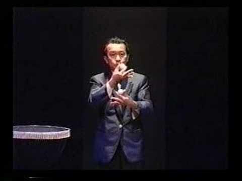 Ken Masaki Color Changing Billiard Balls