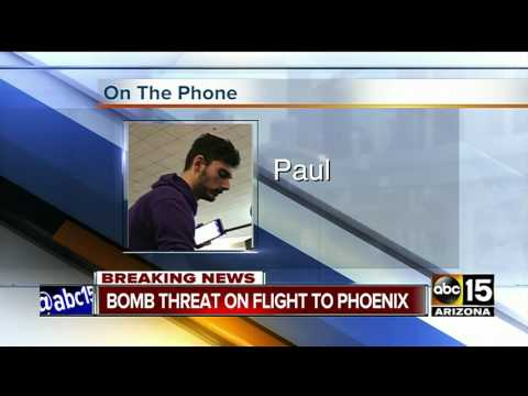 Twitch Streamer Ice Poseidon Just Swatted off an American Airlines Flight From Prank Call.