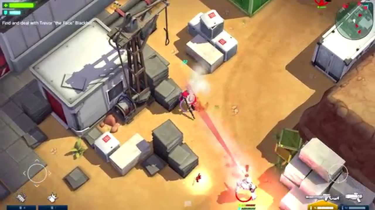 'Reckless Racing' Creators Pixelbite Announce New Dual-Stick Shooter, 'Space Marshals'