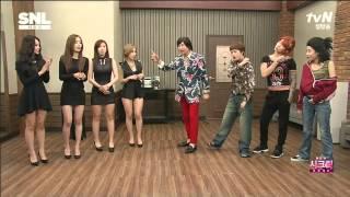 Hài bựa Korean   Shin Đông Hiếp và Nhóm nhạc dâm