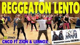 HAKIM - ♬♪✌️✨ Reggaeton Lento (CNCO Ft. ZION & LENNOX)