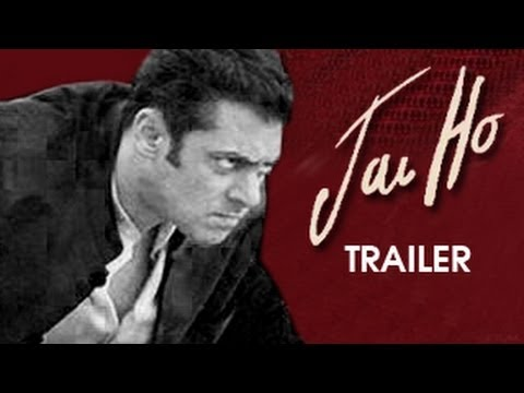 SALMAN - Jai Ho Trailer - Salman Khan's fans have been eagerly waiting to get a glimpse of the star on the silver screen after his last release 'Dabangg 2' (2012). An...