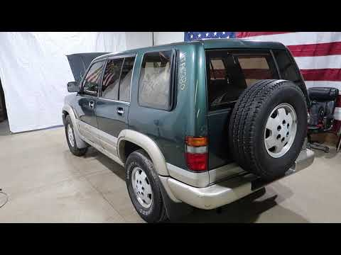 HTAC280 1996 Acura SLX Test Video