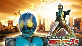 [MAD] Kamen rider 3 - Genesis