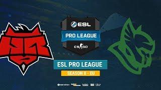 HellRaisers vs Heroic - ESL Pro League S8 EU - bo1 - de_mirage [CrystalMay & Anishared]