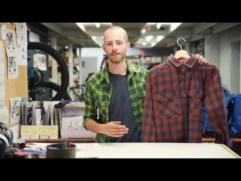 Alpkit Woodsmoke mountain shirt