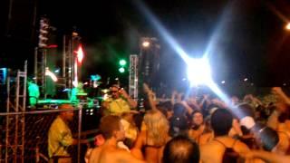 Download Lagu DJ Hazardous headlines the 2012 ASU UNDIE RUN Mp3