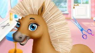 Video Animal Hair Salon - Play Fun Furry Pets Style Hair Care Dress Up - Animal Care Games For Girls MP3, 3GP, MP4, WEBM, AVI, FLV Januari 2019