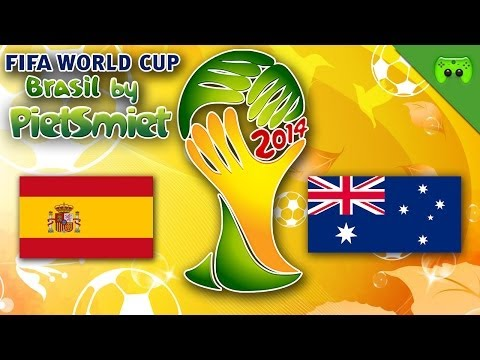 FIFA WM ORAKEL 2014 - Spanien vs. Australien «» Let's Play FIFA 14 WM